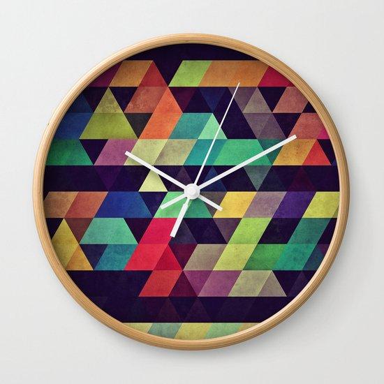 ZTYRLA Wall Clock