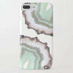Light Water Agate iPhone 7 Plus Slim Case
