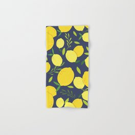 Freshly Picked Lemon Hand & Bath Towel
