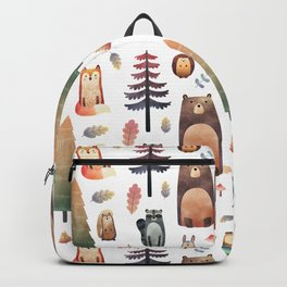 forest friends Backpack