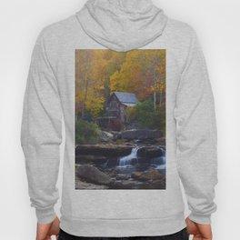 Glade Creek Mill in Autumn Hoody