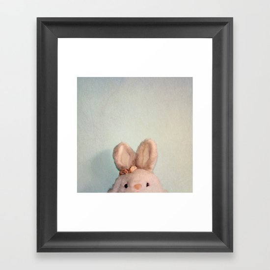 Childhood II Framed Art Print