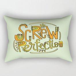 Screw Perfection Rectangular Pillow
