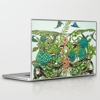 huebucket Laptop & iPad Skins featuring Daydreamer by Huebucket