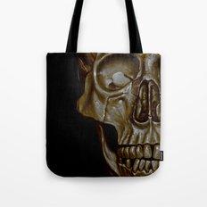 Skulled Tote Bag