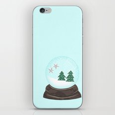 Snow Globe. iPhone & iPod Skin