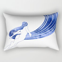 Nereid XIII Rectangular Pillow