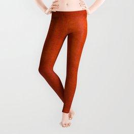 Burnt Orange  Leggings
