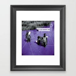 magic boys Framed Art Print