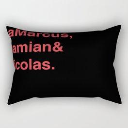Portland Trailblazers Rectangular Pillow