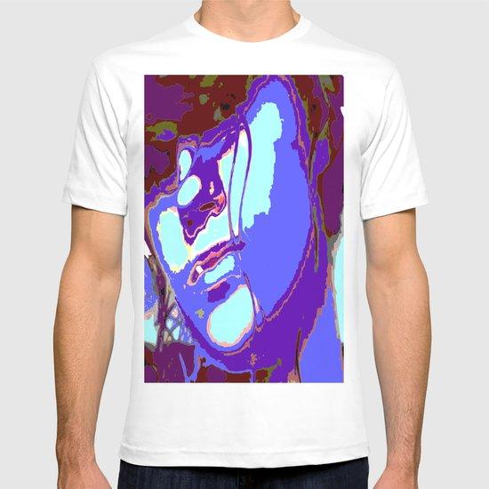 Blue Lagoon Geisha  T-shirt