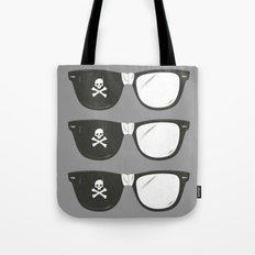 The Smartest Pirate Tote Bag