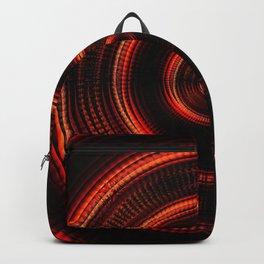 Red Shockwave Backpack