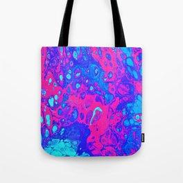 Psychodelic Dream Tote Bag