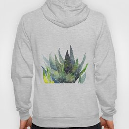 Succulent by the window Hoody