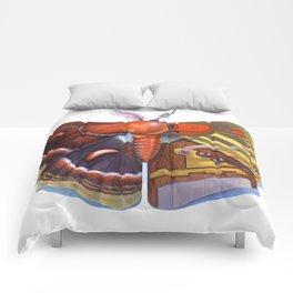 Cecropia Bot Comforters