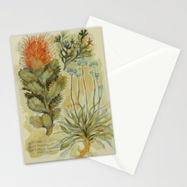 botony Stationery Cards