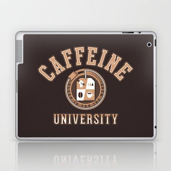 Caffeine University Laptop & iPad Skin