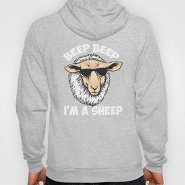 Beep Beep I'm A Sheep Hoody
