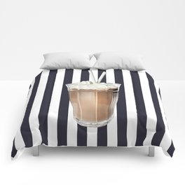 Stripes 'N' Slurps Comforters