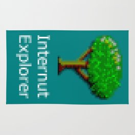 Internut Explorer Rug