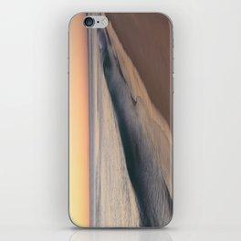 smooth waves iPhone Skin