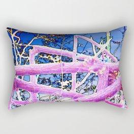 After the Storm - Hurricane Michael Aftermath Rectangular Pillow