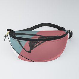 Torn Shackles Fanny Pack