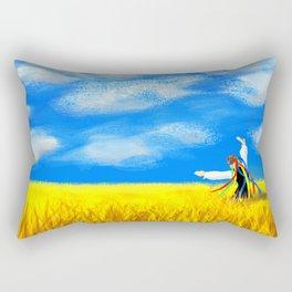 Ukrainian Dreams Rectangular Pillow