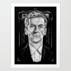 The 12th (Dark Variant) Art Print