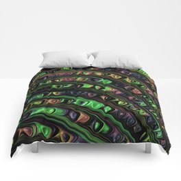 Weird Fractal Comforters