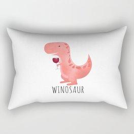 Winosaur Rectangular Pillow