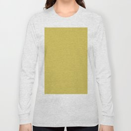 Simply Mod Yellow Long Sleeve T-shirt