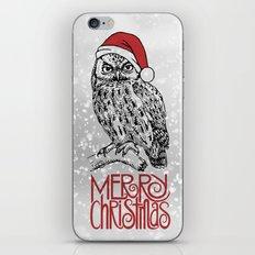 Merry Christmas II iPhone & iPod Skin
