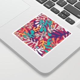 Matisse Pattern 009 Sticker