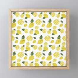 LEMONADE Framed Mini Art Print
