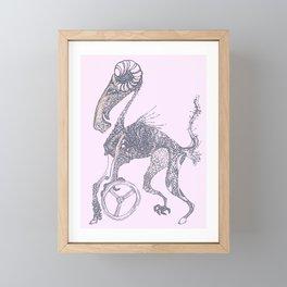 superposition Framed Mini Art Print