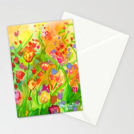 Tulips for Nicole 2019 Stationery Cards