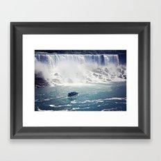 The Niagara Framed Art Print