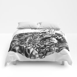 fright Zone Comforters