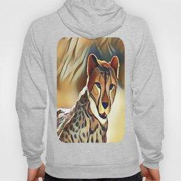 The Cheetah Hoody