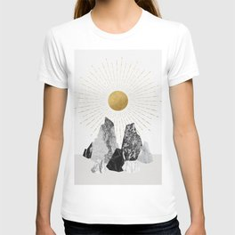 Rock Formation No.2 T-shirt