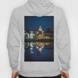 Night in the town Hoody