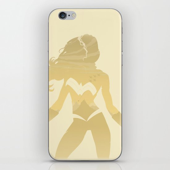 Amazon Princess iPhone & iPod Skin