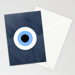 Evil Eye Stationery Cards