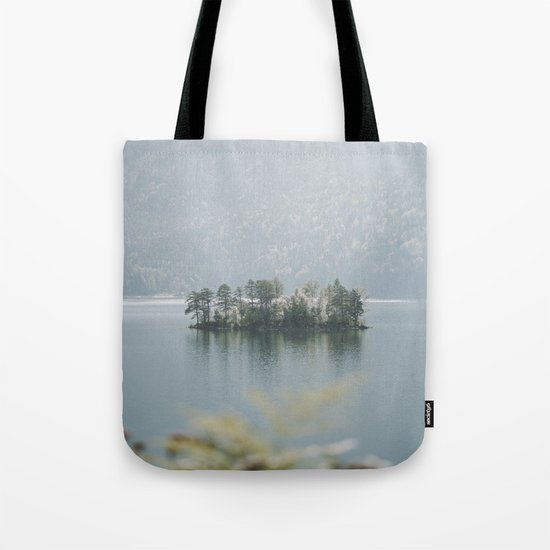 Paradise Island - Landscape Photography Tote Bag