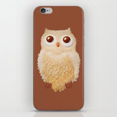 Owlmond 1 iPhone & iPod Skin