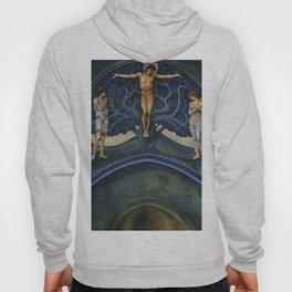 "Edward Burne-Jones ""The Tree of Life"" Hoody"