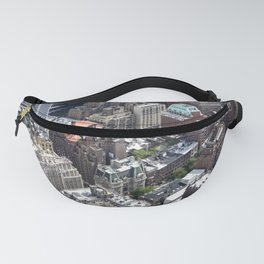 Roofs of New York. Fanny Pack