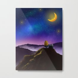 Dream journey Metal Print